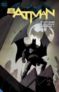 BATMAN BY SCOTT SNYDER & GREG CAPULLO OMNIBUS VOL. 2