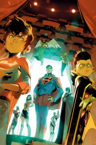 CHALLENGE OF THE SUPER SONS #6
