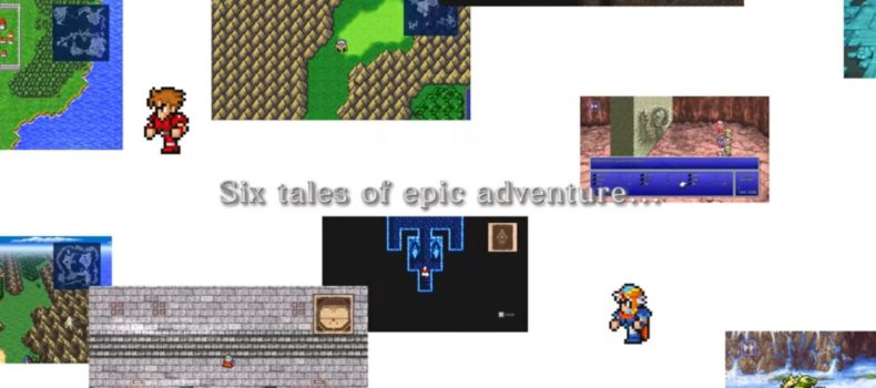 The Final Fantasy Pixel Remasters Will Replace Previous Versions