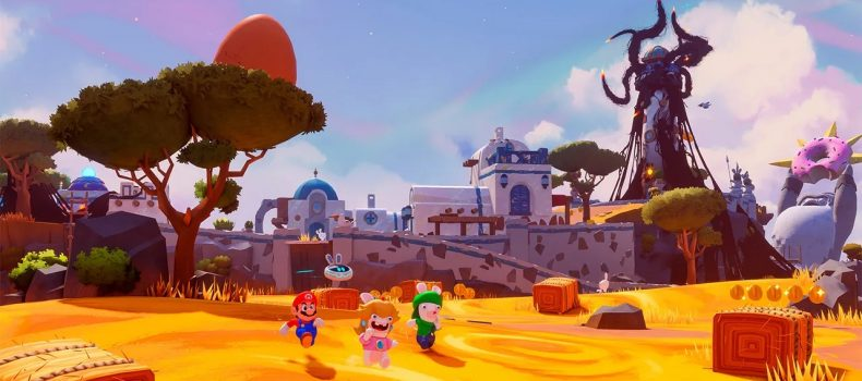 Mario + Rabbids Sparks Of Hope Leaks Out