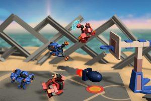 Jollypunch Games Presents…Robodunk!
