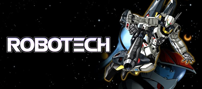 Robotech Premieres On Funimation App August 24