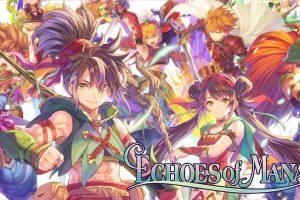 Square Enix Announces Full-Fledged Mana Revival