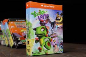 Yooka-Laylee Board Game Announced