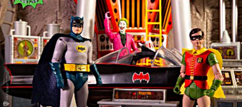 McFarlane Toys Launches Batman Classic TV Series Collection