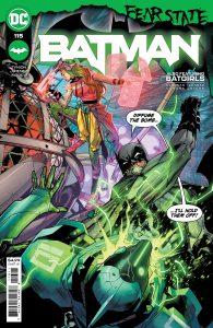 BATMAN #115