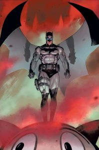 BATMAN/CATWOMAN #8