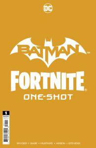 BATMAN/FORTNITE ONE SHOT