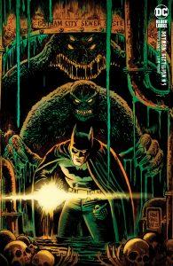 BATMAN: REPTILIAN #5