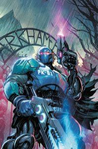 BATMAN SECRET FILES: PEACEKEEPER #01