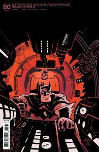 BATMAN: THE ADVENTURES CONTINUE SEASON TWO #5