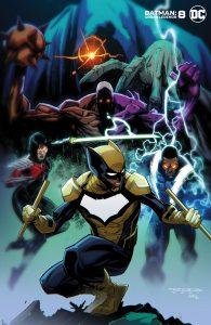 BATMAN: URBAN LEGENDS #8