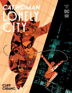CATWOMAN: LONELY CITY #1