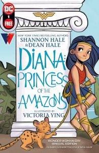 DIANA: PRINCESS OF THE AMAZONS SPECIAL EDITION #1