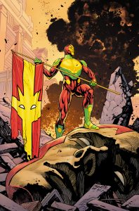 MISTER MIRACLE: THE SOURCE OF FREEDOM #6