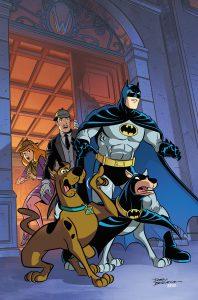 THE BATMAN & SCOOBY-DOO MYSTERIES #7