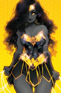 WONDER WOMAN BLACK & GOLD #5