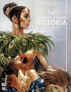 WONDER WOMAN HISTORIA: THE AMAZONS #1