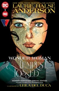 WONDER WOMAN: TEMPEST TOSSED SPECIAL EDITION #1