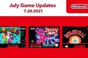Here Are Nintendo's Next Switch Online Games