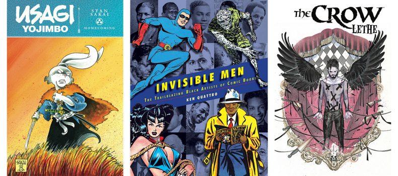 IDW Takes Home Four Eisner Awards