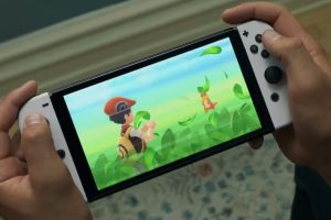 Nintendo Announces Barely Upgraded Switch Model