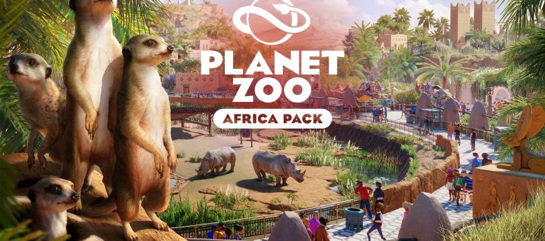Planet Zoo: Africa Pack Adds Four New Animals
