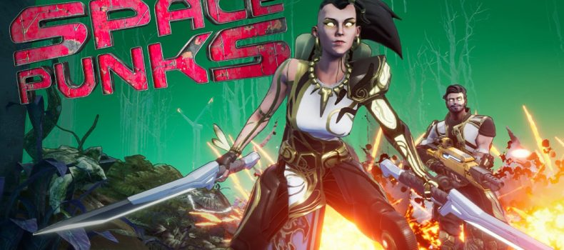 Space Punks Lands Into Early Access