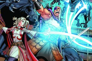 Dungeons & Dragons: Mindbreaker Coming In October From IDW