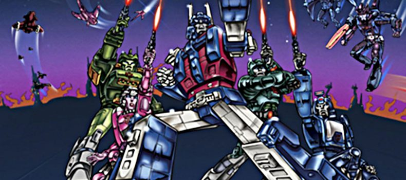 Transformers: The Movie Returns To Theaters This September