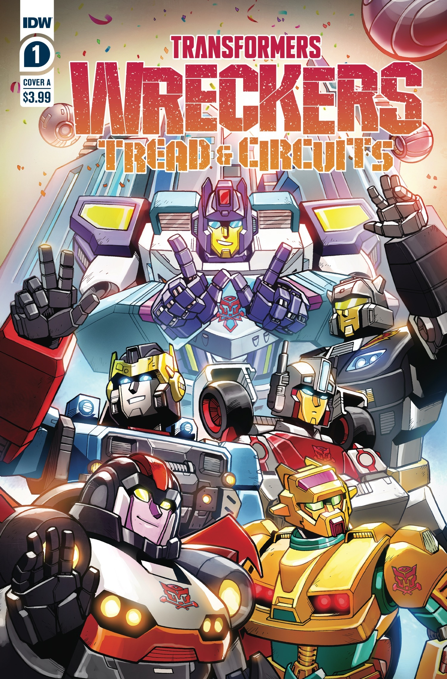 transformers wreckers
