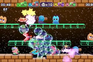 Bubble Bobble 4 Friends: The Baron's Workshop Announced 4 Steam