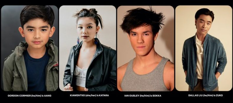 Avatar The last Airbender live-action cast got revealed by Netflix