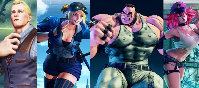 Street Fighter Universe, Capcom videogames that shares Universe with Street Fighter.