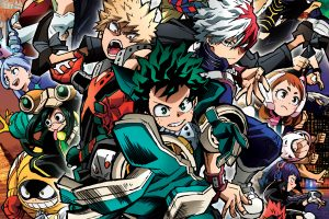 New Trailer For My Hero Academia: World Heroes Mission Debuts