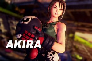 Akira Kazama from Rival Schools debut as Street Fighter V DLC