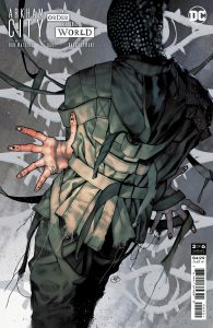 ARKHAM CITY:THE ORDER OF THE WORLD #2