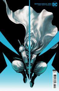 BATMAN 2021 ANNUAL #1