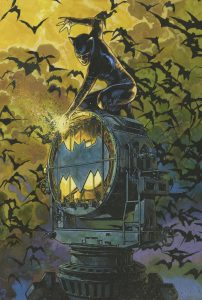 BATMAN/CATWOMAN #9