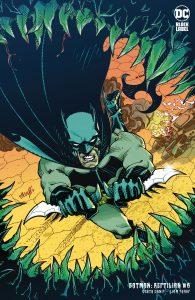 BATMAN: REPTILIAN #6