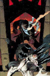 BATMAN: THE DETECTIVE #6