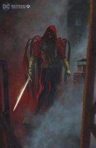 BATMAN: URBAN LEGENDS #9