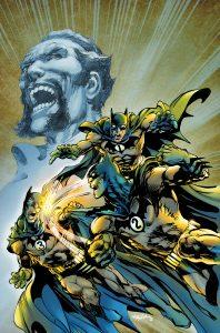 BATMAN VS. RA'S AL GHUL