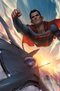BATMAN/SUPERMAN: AUTHORITY SPECIAL #1