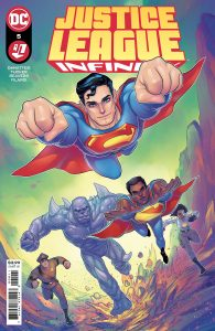 JUSTICE LEAGUE INFINITY #5