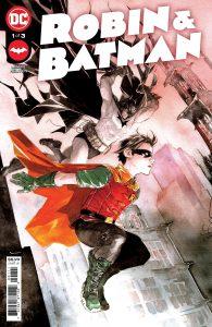 ROBIN & BATMAN #1