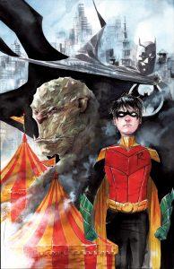 ROBIN & BATMAN #2