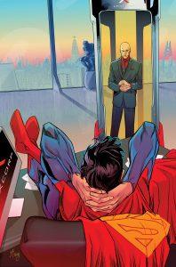 SUPERMAN: SON OF KAL-EL 2021 ANNUAL #1
