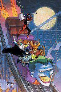 THE BATMAN & SCOOBY-DOO MYSTERIES #8