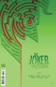 THE JOKER PRESENTS: A PUZZLEBOX #4